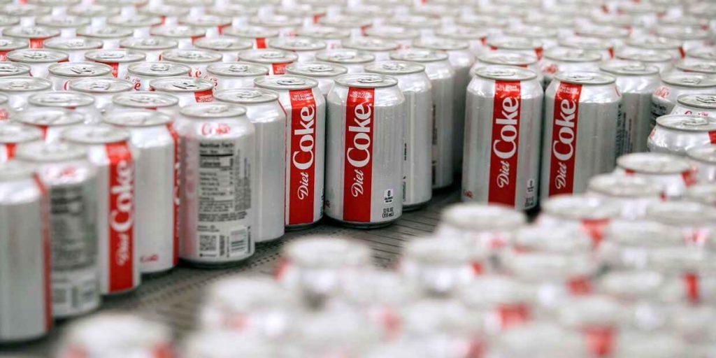 Minuman Bersoda Yang Paling Populer di Dunia I